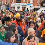 Birmingham and Sandwell Vaisakhi parades making their way towards Handsworth, updates here http://t.co/6UxxjKGO9u http://t.co/I5IHD9E4Jx