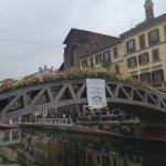 Grazie allinvestimento di #Expo2015 #Milano ritrova la sua #Darsena! http://t.co/mtZaH3445Y