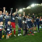 Melbourne Victory (@gomvfc) secured the @ALeague Premiers Plate with win over @CCMariners http://t.co/D2PkqHp8iE http://t.co/uQZJ4J4l4O