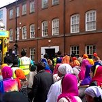 """""""This is a very important event for all Sikh people."""" Follow live updates from #Vaisakhi here http://t.co/6UxxjKGO9u http://t.co/Fc8532DoYn"""