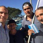 En feria de Manuel Acuña junto a Lucas, Pedro y Julio repartiendo la lista 1 de @GarceAlvaro #GarceLista1 http://t.co/8hzU7tpwHK
