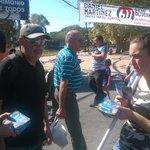 La Barra Municipio G presente feria Peñarol @lista22014 @MarioAGutierrez @JBarriosBove @tatoviviano @jorgegandini http://t.co/JyRT34AVnM