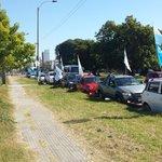 gran caravana por @GarceAlvaro #lista1 #cambiemosmontevideo http://t.co/dFowcKcTlg