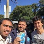 En la feria del parque rodó seguimos repartiendo la lista de @GarceAlvaro junto con 1404 de @martinelgue para el CH http://t.co/Fb8KTSWPMT