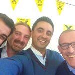 Now in Dundee with @HumzaYousaf backing @ChrisLawSNP & @StewartHosie #voteSNP http://t.co/5F2KoWOSJE