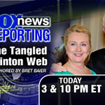 TUNE IN 3p/10p ET: DETAILS on Clinton State Dept, uranium mine sale & Clinton Foundation donor. @FNReporting http://t.co/bGdSUyRSFz