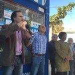 En acto de la Lista 1 en Malvin Norte junto a @GarceAlvaro y @MartinLema404 @GustavoPenades y equipo #CambiemosTodo http://t.co/7EEB2BPhhu