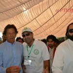 """Margalla Conservation by Clean and Green Pak in collaboration with Waste Busters. Chairman @ImranKhanPTI visited. http://t.co/H9dx6pSmwr"""""""