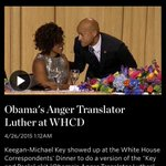 Easily Obamas funniest bit in last nights #whcd http://t.co/joUYUVzpWh http://t.co/0Xhhp28dQB