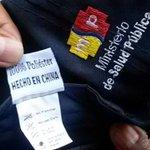 Donde esta lo que pregonan @PrimeroEcuador y compran chalecos Chinos @Salud_Ec @MashiRafael http://t.co/4TVE4AUE7J