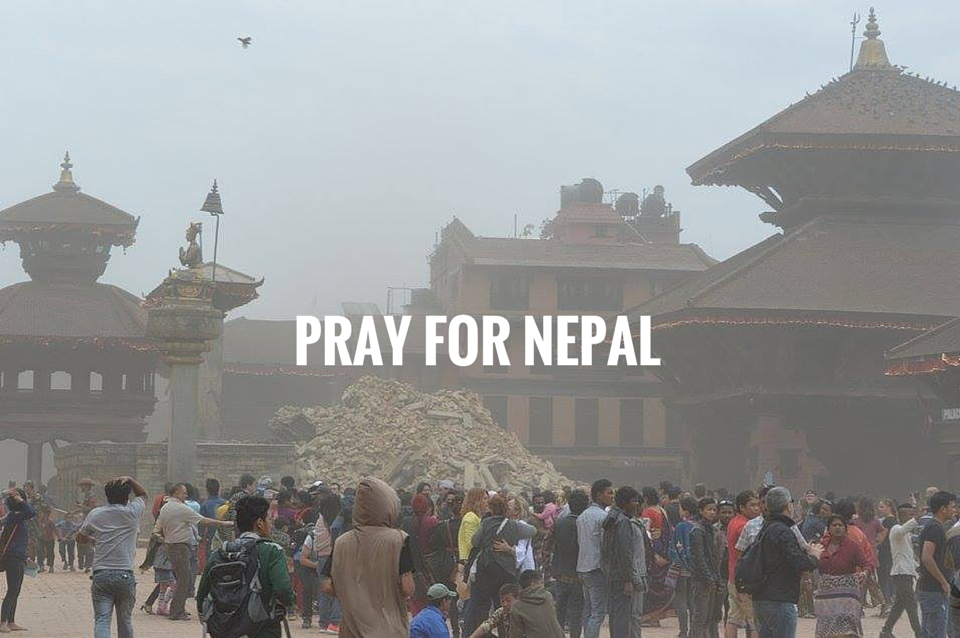 Lord, be w/ hurting families in #Nepal, let them know Your peace. Amen. Join as we #PrayForNepal. Share this prayer. http://t.co/Tv9GHhwK6l
