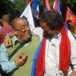 Junto al compañero @ffleita candidato alcalde por el municipio F @Frente_Amplio http://t.co/zQUo61XZGZ