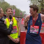 Congrats to @JensonButton & @JamesCracknell! JB came home in 2:52.30 http://t.co/Ns1UCGb0XA #LondonMarathon http://t.co/8RkZnOf6bL