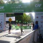 Zuleima Amaya de #Venezuela es la ganadora del medio maratón #21K #MaratonCAF http://t.co/DMV3Gu05vU