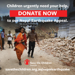 Children in #Nepal need your help to survive after the devastating #earthquake. Donate now: http://t.co/ZzskaqUjsp http://t.co/BU1WaF6NHz