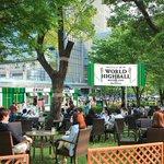 世界のウイスキーをハイボールで楽しめる屋外カフェ、東京ミッドタウンに登場 - http://t.co/I1yCsI3QEp http://t.co/L27CHMeTMr