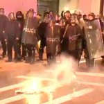 ICYMI: Dozens arrested after Freddie Gray protests in Baltimore turn violent. http://t.co/lcbpACUAIR http://t.co/gjMlVWjC87