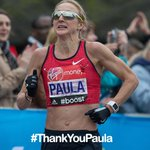 Wonderful to see the love out on Londons streets for this lady today #ThankYouPaula #LondonMarathon http://t.co/UKPU4TE4OK