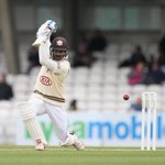 A textbook #ShotOfTheDay from Sangakkara as he bats for Surrey in the County Championship Division 2 http://t.co/cQWz3rXJ1Y