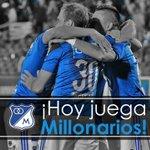 ¡Siempre, siempre te voy a alentar! Envigado vs Millonarios. 6:00 pm. Estadio Polideportivo Sur. #DaleMillos http://t.co/uKoyPkeX61