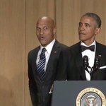 Obama employed @KeeganMKey as Luther the Anger Translator in one of #WHCDs funniest moments: http://t.co/jIM8o3LjDb http://t.co/QVaaWy8Gnz