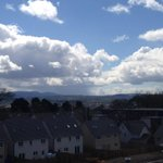 Great views across @EdWestCLP while out with campaign team today @Cat_Headley @MartinHinds @scottishlabour #ge2015 http://t.co/3pq4tyMA8j