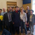 Team Govanhill heading out. #GE15 #VoteSNP http://t.co/fc91DAPXDJ