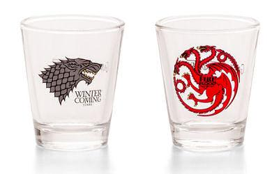 A Toast to #GameofThrones Giveaway. Retweet for a chance to win 4 shot glasses http://t.co/k9mKvlQJqO (US only) http://t.co/q78Dnk7Msh