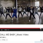 EXO - Call Me Baby (Korean Ver.) MV has surpassed 20 million viewers on YouTube http://t.co/3QDRbwG3SD