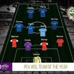 Very honoured to be named in the @PFA team of the year... Thanks to everyone who voted #happysunday ????☺️ http://t.co/U7HUlXpp7u