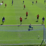 GOAL! #MUFC focus on Lukaku but its Mirallas who makes them pay. Surely its all over now? #EFC 3 #MUFC 0 #BPL http://t.co/wg5M7EXOXH