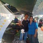 Recorriendo feria del Cerrito @GarceAlvaro @TodosUy http://t.co/iZK1M4FY7a