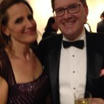With the amazing @cparsons last evening at #whcd. Thanks for the snap, @meganboone! http://t.co/1GgrFzfhJs
