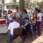 Ya inicio Vacunación de Las Américas en el Hospital José María Benitez de La Victoria. @TareckPSUV @NicolasMaduro http://t.co/bN31sg3DWp