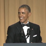 Did you miss the #WHCD? You can watch all of the zingers here. Bucket! http://t.co/c4EpOtNUaR http://t.co/4q2bpr5IVA
