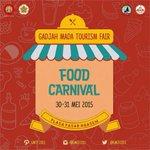 #jogja @GMTF2015: 30-31/5/15 GMTF 2015 Food Carnival di Plaza Pasar Ngasem http://t.co/tvftmUC1Ey http://t.co/veSMEGi1f6