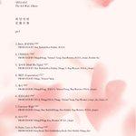 【@bts_bighit】防弾少年団 花様年華 pt.1 トラックリスト公開!  #iNEEDU http://t.co/Yyy1oqEdC3