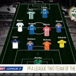 News: Great to see Blues pair @dan_bentley1 and @bencoker24 named in the PFA League Two Team of the Year! http://t.co/RMHOwCTmUQ