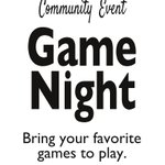 Game Night, Mon 4/27, 7-9:00pm. Drop by our Living Room & bring your favorite games to play. #MountainView http://t.co/m8oYcrL8tY