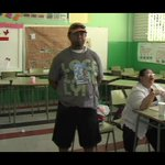 Denuncian lentitud en proceso de votación en Liceo República de Paraguay #SINConvencionPRM http://t.co/V6yNqZpkWh