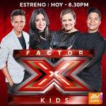 ¡La búsqueda por el #FactorXKids empieza hoy 8:3OPM! Cuenta oficial: @EcuavisaShow http://t.co/lWxMFaPrlP