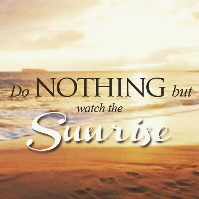 Everything will work out how it's supposed to be just like how the sunrises every day... http://t.co/Qh0MdtTRZa