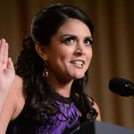"Cecily Strong to Obama: ""Your hair is so white now, it can talk back to the police."" #WHCD http://t.co/tthDSROX9T http://t.co/TOmNZ4uakW"