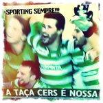 SPORTING Clube de Portugal Vencedor da Taça CERS 2015 em Hóquei em Patins GRANDE SPORTING! #DiaDeSporting #sporting http://t.co/mRfYcZycDD