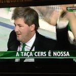 A taça CERS é nossa!! Sporting sempre!!! http://t.co/7h5TfDBkaO