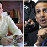 Luis Noboa y José Cevallos discutieron en Twitter por un spot promocional de @LDU_Oficial. http://t.co/7vo5H6C5r0 http://t.co/qztdUMDgFf