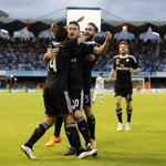 Chicharito with the brace as Real Madrid beats Celta Vigo, 4-2. http://t.co/uNpYnFyoO3
