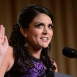 Chicago-trained Cecily Strong looks sharp at White House correspondents dinner. http://t.co/3FsUl9lHUv http://t.co/4Nia9i1BCp