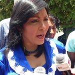 Geanilda Vásquez dice inconvenientes no deben de empañar proceso. Confía en la comisión organizadora. #ConvencionPRM http://t.co/UPdk4gxvDA