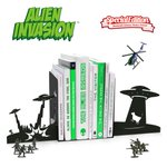 #New #Giveaway #Win a set of #SpecialEdition #Alien Invasion Bookends! RT & F! http://t.co/HxHDHxUrnE #Competition http://t.co/VL40LzGe25